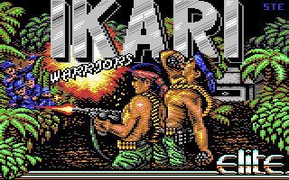 Ikari Warriors 2015 by STE'86