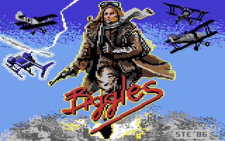 Biggles by STE'86