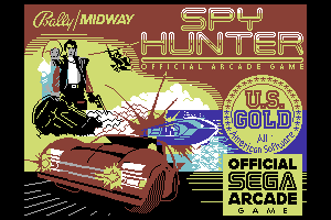 Spy Hunter Title Pic. by DATA-LAND