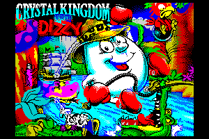 Crystal Kingdom Dizzy by MAC