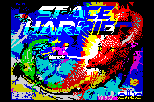 Space Harrier by MAC
