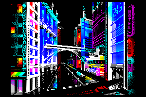 ZX City by Andrew Curds