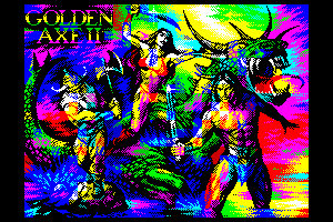 Golden Axe II by Oleg Origin
