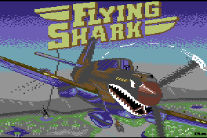 Flying Shark by God