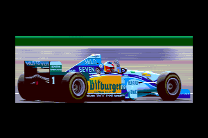 Michael Schumacher & Benetton B195 by Fly☆Duck