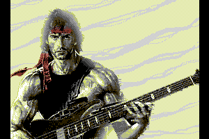 Rambo-RedHot Flea by Carrion