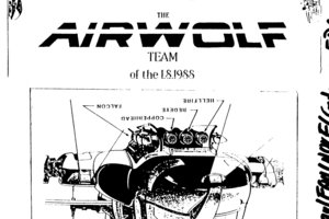 The Airwolf Team