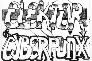Elektor Of Cyberpunx by Vicious