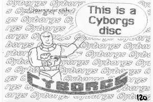 This Is A Cyborgs Disc
