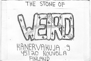 The Stone Of Weird