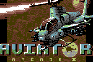 Aviator Arcade II by Mark Hindsbo. Saul Cross and Thomas Petersen