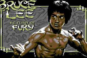 Bruce Lee - Return of Fury by Sparkler