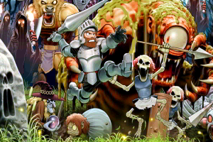 Ultimate Ghosts 'n Goblins 2 by Shinkiro