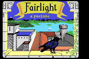 Fairlight, a prelude - enhanced MSX1 version by FRS