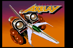 Axelay by mstz80ax