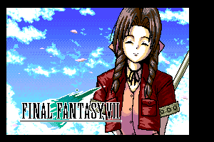 Final Fantasy 7 – Aerith by mstz80ax