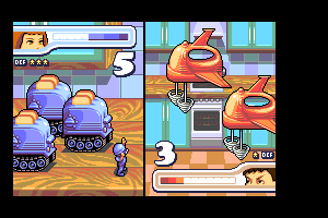 Advance wars kitchen force (MSX2) by Gas 13