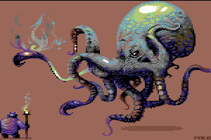The Mighty Octopussy Hunter by Facet