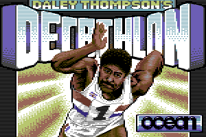 Daley Thompson's Decathlon Re-imagined by JonEgg
