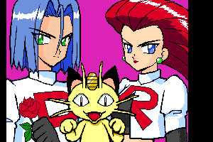 Team Rocket by Negitro!