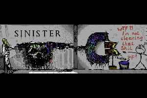 Sinister by xIII