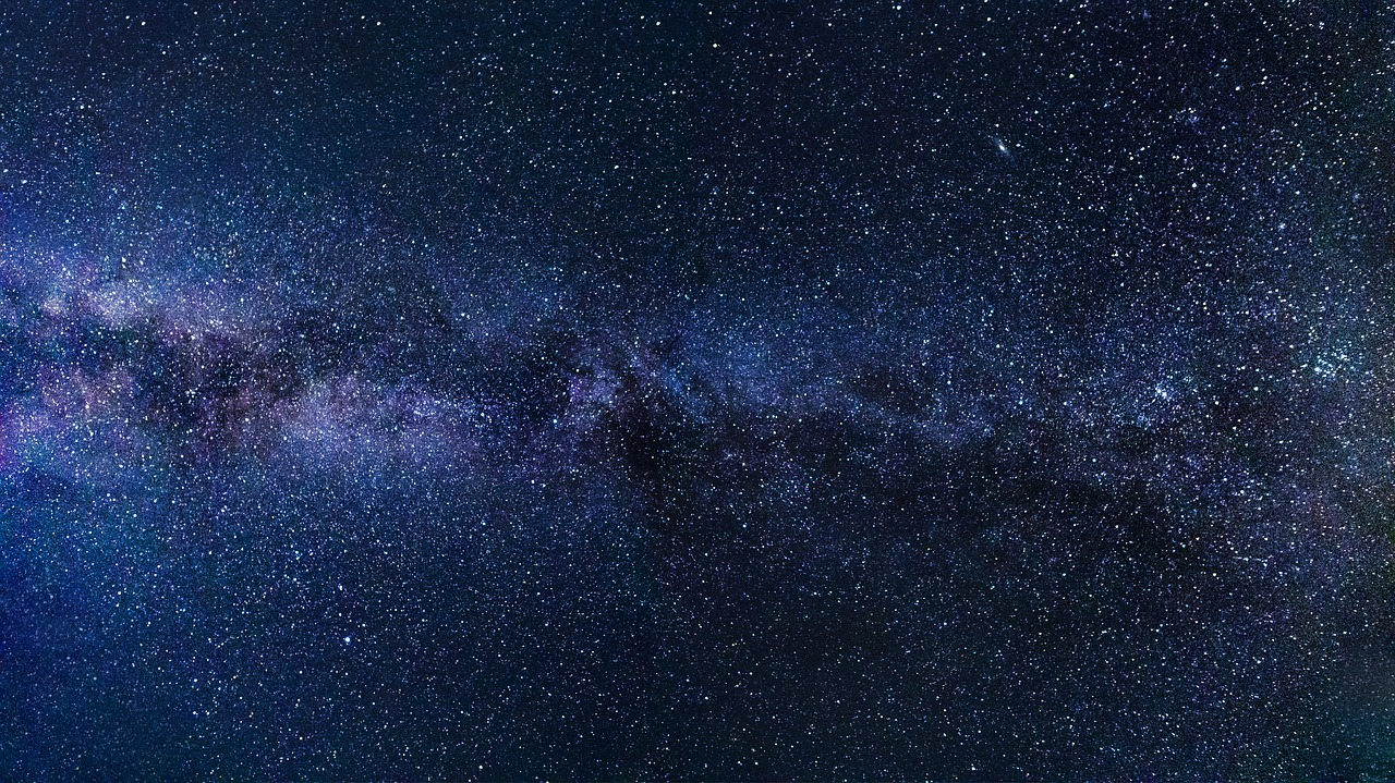 Image - milky way starry sky night sky star